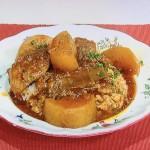 NHKきょうの料理は手割り大根とスペアリブのさらっと欧風カレーレシピ!コウケンテツ