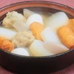 NHKきょうの料理ビギナーズはおでん・塩ちゃんこ鍋レシピ!ポカポカ鍋・定番料理