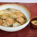 NHKきょうの料理は豚だんごと白菜のとろとろ煮・白菜と豚肉のチーズ蒸しレシピ!小林まさみ