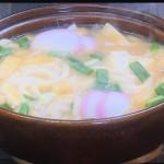 NHKきょうの料理ビギナーズは卵とじうどん・帆立て缶とかぶの雑炊レシピ!ポカポカ&ごちそう