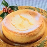 NHKきょうの料理は栗原はるみのチーズケーキ・ロシアンクッキーレシピ!クリスマススイーツ・おもてなし