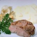 NHKきょうの料理はポークソテー・チーズ入りマッシュポテトレシピ!土井善晴の満足おかず