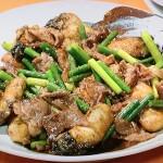 NHKきょうの料理はかきと牛肉の炒め物・切り干し大根の卵焼きレシピ!土井善晴