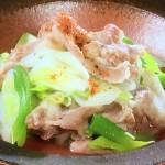 NHKきょうの料理ビギナーズはねぎと豚肉の酒蒸し・ねぎとハムの卵焼きしょうがあんかけレシピ!