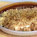 NHKきょうの料理は豆腐の長いもグラタン・豆腐の焼きカツ磯辺下ろしソースレシピ!ほりえさわこ&きじまりゅうた