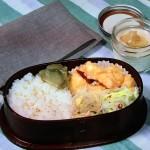 NHKきょうの料理はえびチリ卵弁当・春雨サラダレシピ!坂田阿希子のきちんとお弁当