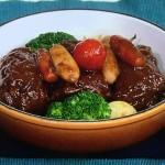 NHKきょうの料理はザミーツのミニッツ・ビーフシチューレシピ!Katsu(カツ)さんの肉グルメ