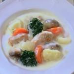 NHKきょうの料理ビギナーズはクリームシチュー・オニオングラタンスープレシピ!あったか冬ス−プ