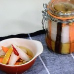 NHKきょうの料理はスパイスレモン塩ピクルス・スパイスレモン塩ドレッシングの温野菜のサラダレシピ!井澤由美子