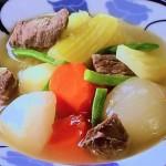 NHKきょうの料理は丸ごと野菜おでん・ポトフレシピ!管理栄養士の竹内冨貴子・宗像伸子