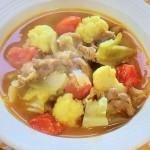 NHKきょうの料理ビギナーズはカレースープ、トムヤムクン風スープレシピ!ピリ辛味で具沢山スープ