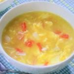 NHKきょうの料理ビギナーズはかきたまコーンスープ・帆立てとチンゲンサイのスープレシピ!缶詰で簡単