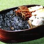 NHKきょうの料理は鶏つくねのり弁当・きんぴらごぼう・卵の折りたたみ焼きレシピ!飛田和緒のお弁当
