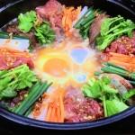 NHKきょうの料理は谷原章介のチョンゴル・菜の花のナムル・にんじん・大根の酢・ごぼうとしいたけレシピ!