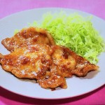 NHKきょうの料理ビギナーズは豚のしょうが焼き・鶏の照り焼きレシピ!基本の肉料理