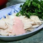 鶏むね肉のカルパッチョ風・チキン&チップスレシピ!NHKきょうの料理は塩田ノア