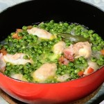 鶏むね肉とグリーンピースのスープ煮レシピ!NHKきょうの料理は塩田ノアのヘルシー鶏むね肉料理
