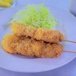 栗原はるみの串カツ・ポーチドエッグのポテトサラダレシピ!NHKきょうの料理は定番ごはん