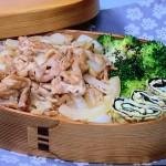 しょうが焼き弁当・ブロッコリーのしそ風味レシピ!NHKきょうの料理は藤井恵の10分でお弁当