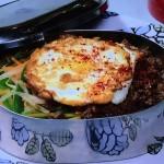 ビビンバ弁当・ナムル・目玉焼きレシピ!NHKきょうの料理は藤井恵の10分でお弁当