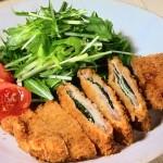 しそサンド豚カツ・ミニから揚げレシピ!NHKきょうの料理はレシピ!舘野鏡子の新定番家庭料理