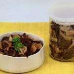 牛肉とマッシュルームのしぐれ煮・のりちりめんレシピ!NHKきょうの料理は白井操