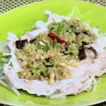 蒸し豚と野菜のみょうがじょうゆレシピ!NHKきょうの料理は河合真理の香り野菜でさっぱりおかず