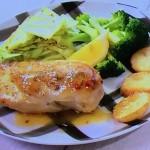 栗原はるみのチキンのレモンバターソテー!NHKきょうの料理は鶏むね肉のレシピ