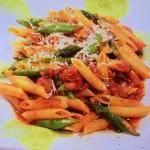 栗原はるみのアスパラガスのトマトペンネレシピ!NHKきょうの料理は洋風料理