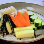 谷原章介のタイムレスキッチンでぬか漬けレシピ!NHKきょうの料理は奥村 彪生