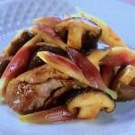 NHKきょうの料理ビギナーズはみょうが、豚肉、しいたけの梅じょうゆ炒め・みょうがと油揚げの卵とじレシピ!