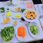 栗原はるみの豚肉の夏しゃぶ・黒酢しょうゆ卵のふわふわ豆腐レシピ!NHKきょうの料理