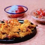 土井善晴のえびのコ−ンフレークス揚げ・トマトとしらすの三杯酢レシピ!きょうの料理