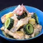 コウケンテツのゴーヤーと鶏手羽のみそ煮・スタミナスープ鍋レシピ!きょうの料理はコウさんちの夏ごはん