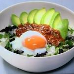 平野レミの無点火アボカド丼・ばくだんおにぎり・うどんナポリタンレシピ!きょうの料理