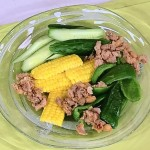 夏野菜のピリ辛肉みそ・香味野菜のコールドチキンレシピ!きょうの料理は白井操の楽しいごはんの時間