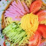 きょうの料理ビギナーズは冷やし中華レシピ!バツ江のスパルタ夏めん塾