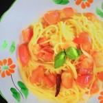 きょうの料理ビギナーズはトマトのパスタレシピ!バツ江のスパルタ夏めん塾3日目