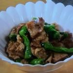 きょうの料理ビギナーズは豚こまとししとうのしょうが焼き・豚こまハヤシライスレシピ!
