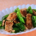 NHKきょうの料理ビギナーズは鶏ひき肉とピーマンの塩炒め・みそつくね焼きレシピ!