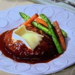 煮込みハンバーグ・甘辛ポテトコロッケレシピ!NHKきょうの料理は舘野鏡子の定番家庭料理