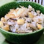 きのことじゃこの炊き込みご飯レシピ!NHKきょうの料理はワタナベマキの定番料理