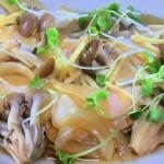 NHKきょうの料理ビギナーズはさけとたまねぎしめじのポン酢蒸し・さけのムニエルレモンソースレシピ!