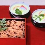 土井善晴のお赤飯・茶碗蒸しレシピ!NHKきょうの料理はハレの日の献立
