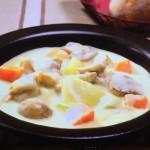 NHKきょうの料理ビギナーズはクリームシチューレシピ!バツ江のスパルタ洋食塾3日目