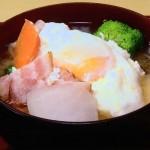 土井善晴の落とし卵のみそ汁・揚げ卵のみそ汁・ご飯レシピ!NHKきょうの料理