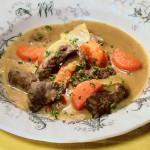 牛肉とにんじんのビール煮・塩豚とキャベツのポテレシピ!NHKきょうの料理は塩田ノア