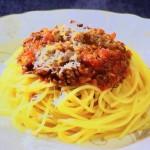 NHKきょうの料理ビギナーズはミートソーススパゲッティレシピ!バツ江のスパルタ洋食塾6日目