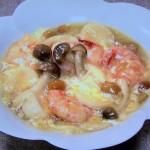 えびときのこのとろみ煮・手羽元の黒酢煮レシピ!NHKきょうの料理は高城順子