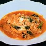 白菜と豚肉のトマトジュース煮・白い野菜のカポナータレシピ!NHKきょうの料理は落合務